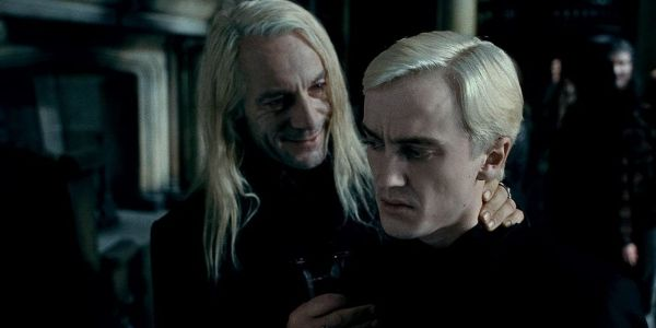 Harry Potter: Tom Felton Wants To Play Lucious Malfoy In Movie Reboot