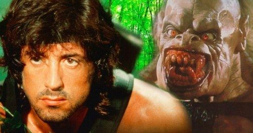 Stallone Is Turning Scrapped Rambo 5 Script Into a Crazy Horror