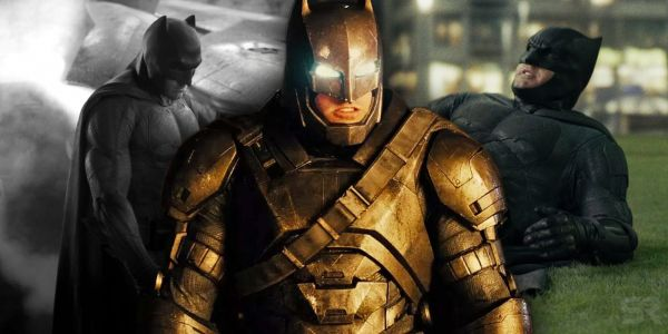 Five Years Later: Screen Rant's Thoughts On Ben Affleck's Batman