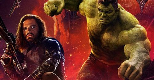 Final Avengers: Infinity War Poster Pays Off In a Big Way