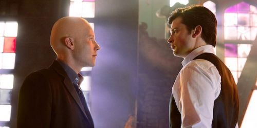 Smallville's Lex Luthor Wants To Take The Role Back From Jesse Eisenberg