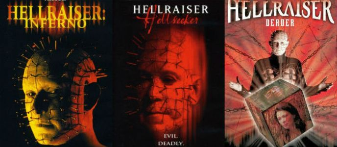 Seeking Pleasure in the Painful Direct-to-Video 'Hellraiser' Sequels