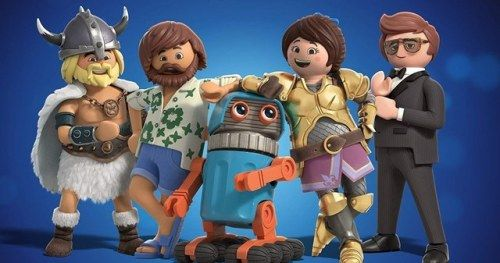 Playmobil: The Movie Trailer Brings The Iconic Toys to Animated
