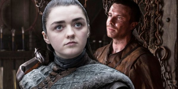 Game Of Thrones Totally Teased An Arya/Gendry Romance