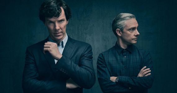 20 BTS Details About The Making Of The Sherlock TV Show