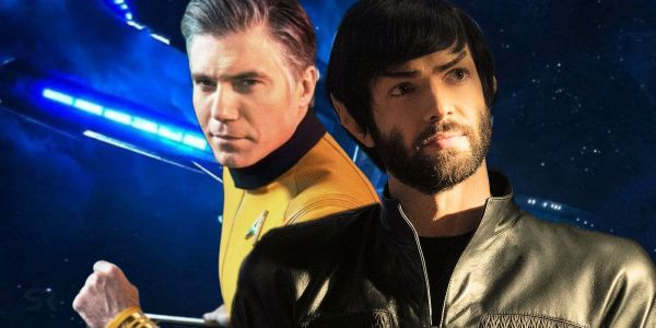 Star Trek Theory: Discovery Is Setting Up A Pike/Spock Spinoff