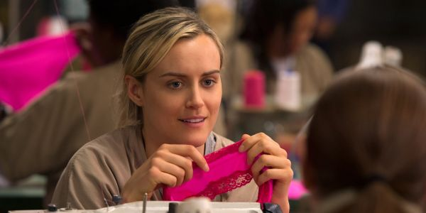 Orange is the New Black's Taylor Schilling Joins Horror Film Descendant