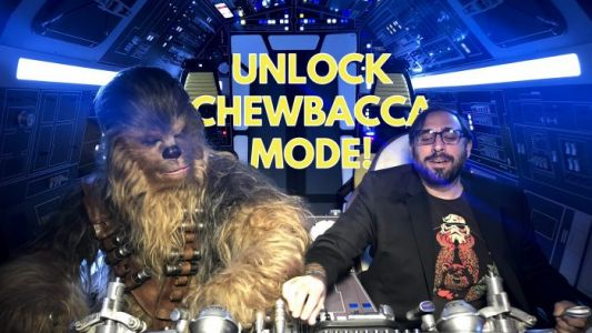 Video: We Hacked 'Millennium Falcon: Smuggler's Run' And Experienced A Secret Chewbacca Mode