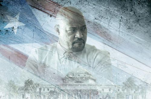 Exclusive Imprisoned Trailer & Poster With Laurence Fishburne