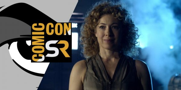 Doctor Who: Jodie Whitaker Meets Wife River Song at SDCC