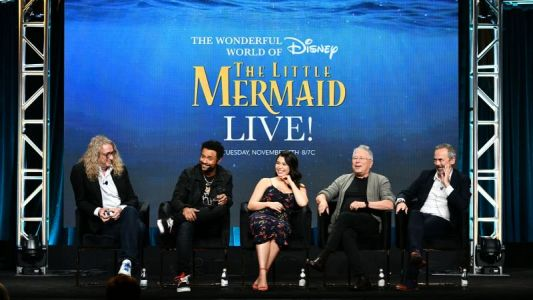 The Little Mermaid Live! Musical Event Set to Premiere on ABC