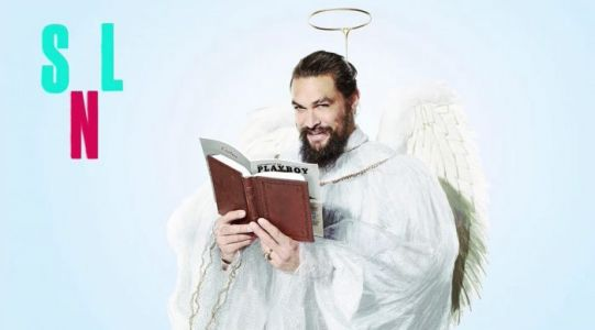Jason Momoa Returns as Khal Drogo and Really Hams It Up on 'Saturday Night Live'