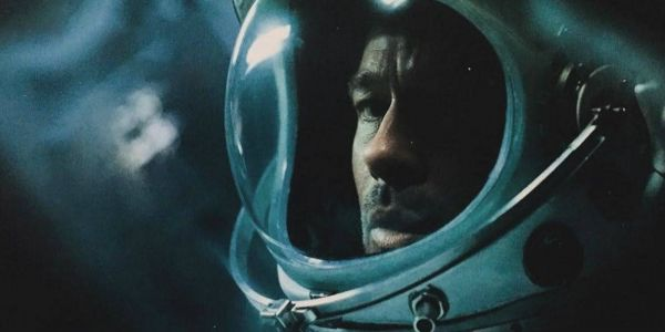 First Look At Brad Pitt In Sci-Fi Film Ad Astra Revealed