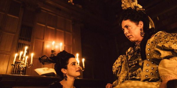 The Favourite Trailer: The Madness of Queen Olivia Colman