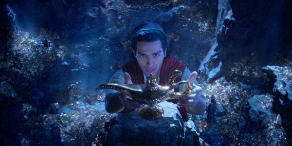 Exclusive Look At The Art and Making of Disney's Aladdin