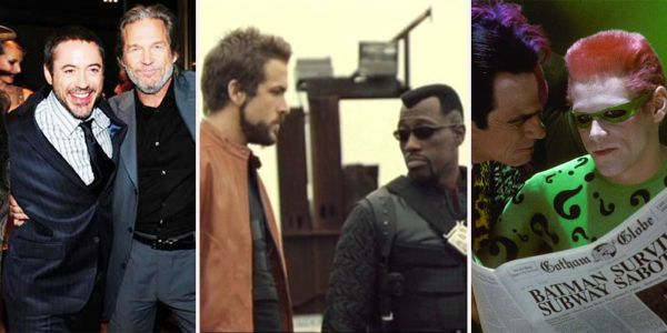 15 Superhero Actors Who Couldn't Stand Working With Their Co-Stars