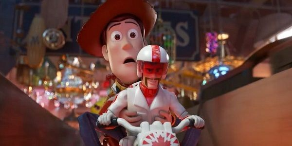 Keanu Reeves Really Tried Not To Imitate Buzz Lightyear For Toy Story 4 Role