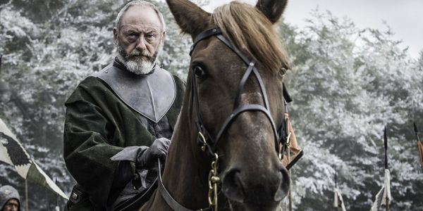 Game of Thrones: Liam Cunningham Didn't Originally Audition for Davos