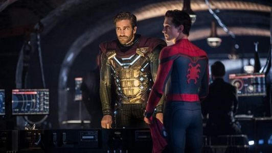 Spider-Man Prepares for The Elementals in New Far From Home Clip