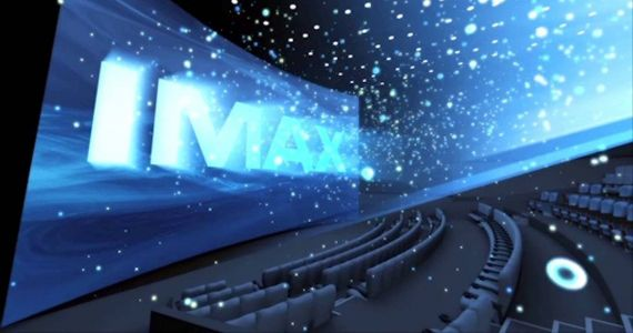 IMAX in Talks with Streaming Services to Bring Originals to the Big Screen