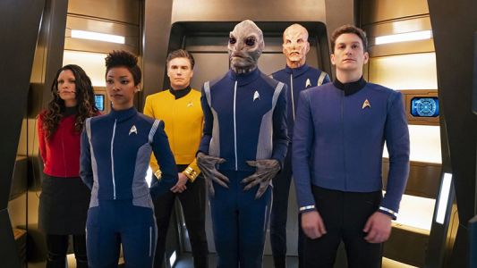 Star Trek: Discovery Season 2 Trailer Introduces the Next Adventure