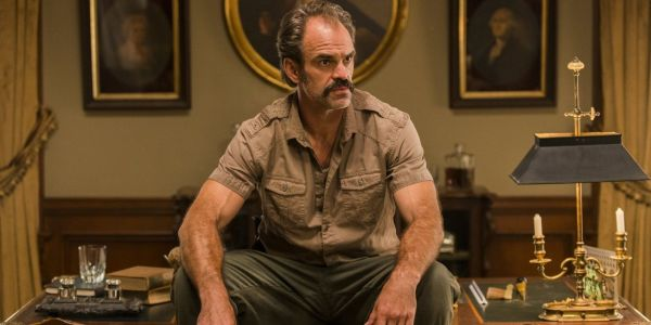 Snowpiercer TV Show Adds Former Walking Dead Villain Steven Ogg