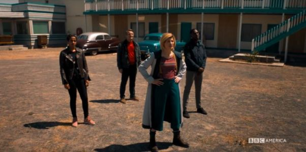 'Doctor Who' Season 11 Trailer: Jodie Whittaker's Doctor Wants to Be Your New Best Friend
