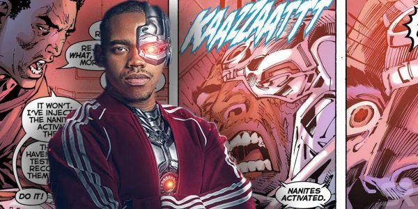 Doom Patrol: Cyborg's Alternate Origins Explained