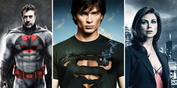 20 Stars You Didn't Know Played Multiple DC Characters