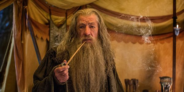 Ian McKellen Gets Asked About Playing Dumbledore All The Time