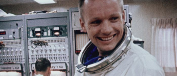 'Armstrong' Trailer: Neil Armstrong Documentary Features the Voice of Harrison Ford