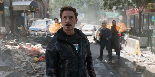 The Hardest Scene Marvel's Propmaster Has Ever Worked On Involved Robert Downey Jr
