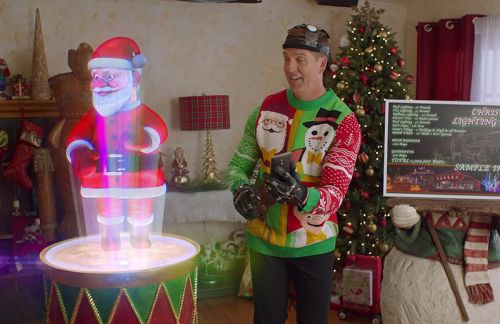 The Simpsons' Jay Kogen on I'll Be Next Door for Christmas