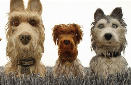 Celebrate National Dog Day with Isle Of Dogs at the Alamo Drafthouse