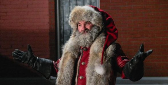 GOTG Star Kurt Russell Spreads Holiday Cheer In New Trailer For Netflix's THE CHRISTMAS CHRONICLES