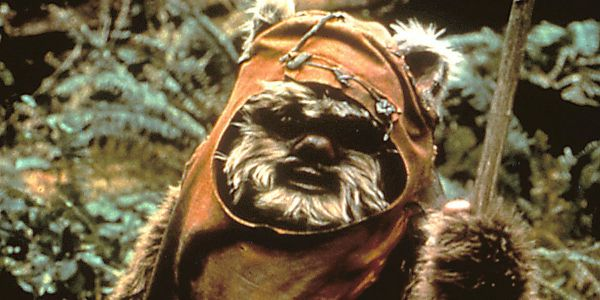 Star Wars' J.J. Abrams Had The Best Reaction To Seeing Wicket Return For Rise Of Skywalker