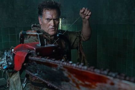 Bye bye boomstick - 'Ash vs. Evil Dead' has been canceled by Starz