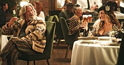 The Dude Meets Carrie Bradshaw in Epic Stella Artois Super Bowl