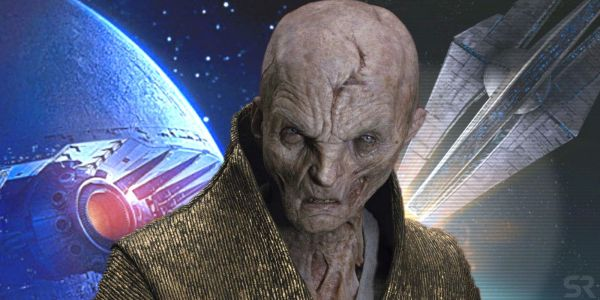 How Snoke & The First Order's Rise Could Be Directly Influenced By KOTOR