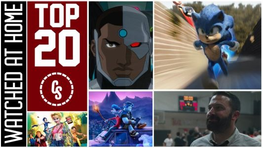 Watched at Home: Top 20 Streaming Films for Week of May 22
