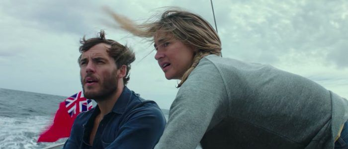'Adrift' Trailer: Shailene Woodley and Sam Claflin Really Should Have Checked The Weather Report