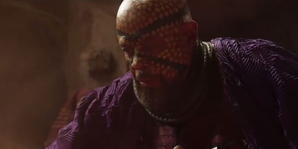 The Special Way Forest Whitaker Approached Mourning King T'Chaka In Black Panther