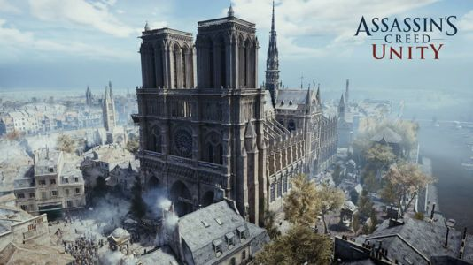 Experience the Majesty of Notre Dame by Getting a Free Download of the Video Game Assassin's Creed Unity