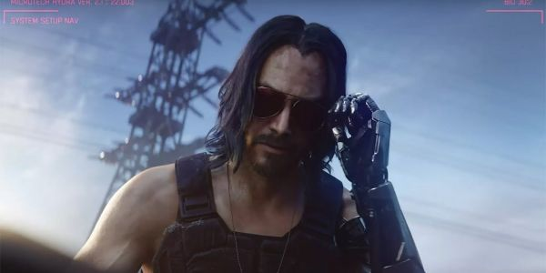 Cyberpunk 2077 Devs Teased Keanu Reeves Back in March and Nobody Knew