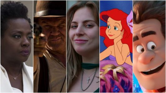 New Blu-ray Releases: 'A Star Is Born', 'Widows', 'Ralph Breaks the Internet', 'The Little Mermaid', 'The Sisters Brothers', 'Robin Hood'
