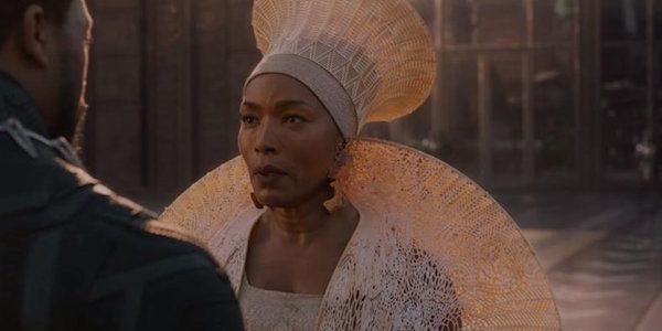 Why Angela Bassett Knew Black Panther Was Something Special