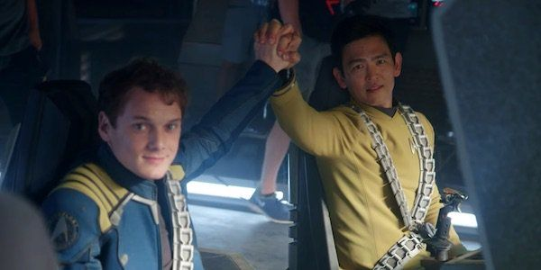 Kristen Stewart And John Cho Follow In Chris Pine's Shoes, Remembering Anton Yelchin As Documentary Is Released