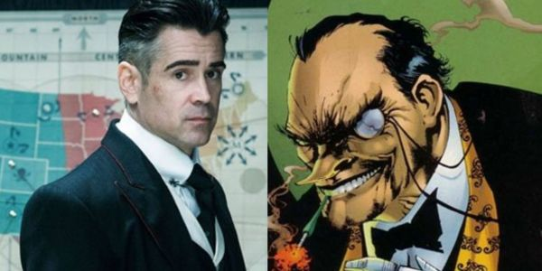 The Batman: Colin Farrell Is Playing The Penguin, Confirms Director