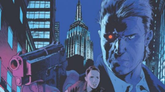 New 'Terminator' Comic Takes Us Back to 1984 and Reveals a Second Time-Traveling Cyborg