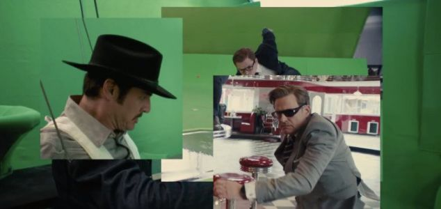 VOTD: 'Kingsman: The Golden Circle' VFX Breakdown of the Briefcase Fight